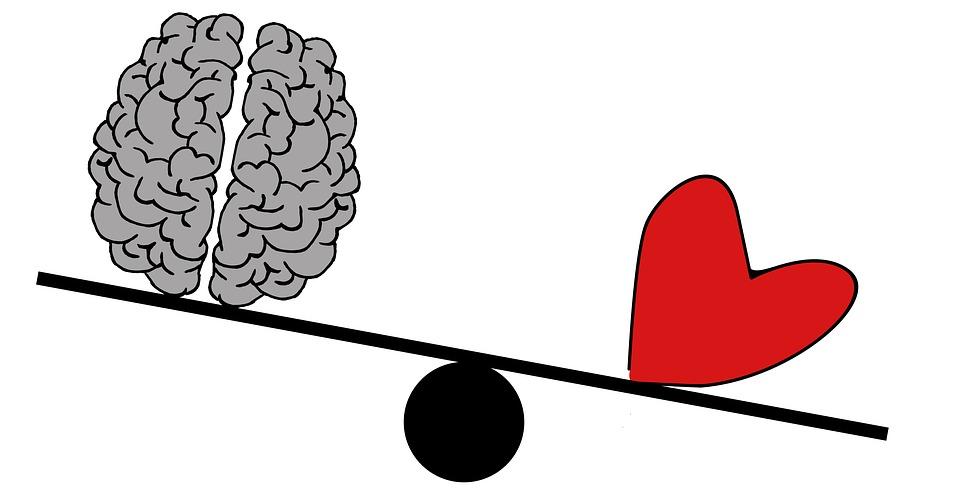 Mikir Itu Pakai Hati, Bukan Pakai Otak