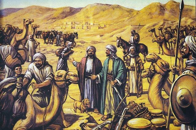Mengapa Khalifah Utsman bin Affan Dituduh Nepotis?