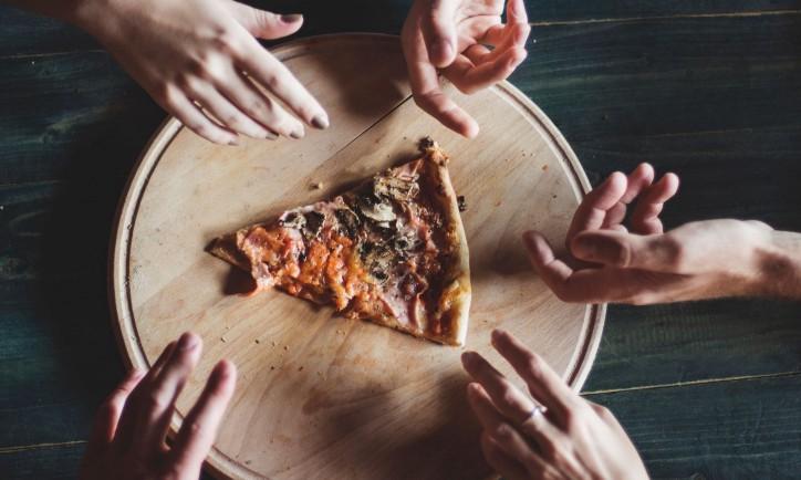 Cerita Sepotong Piza