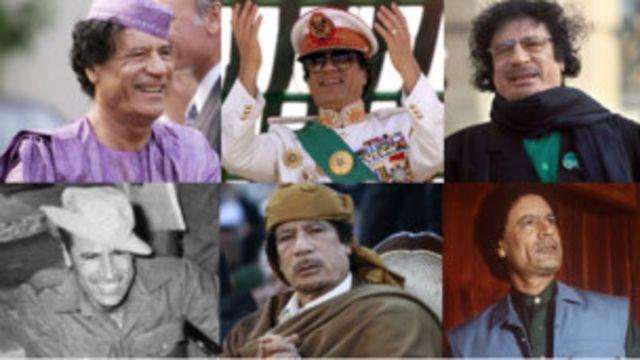 Wanita dalam Pikiran Muammar Khadafi